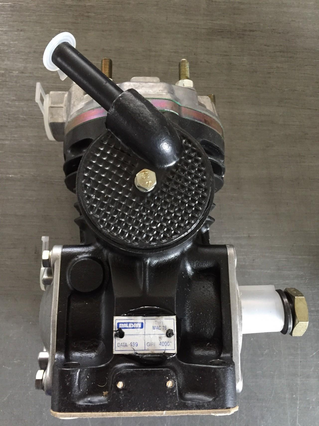 Compressore a cinghia MAC76
