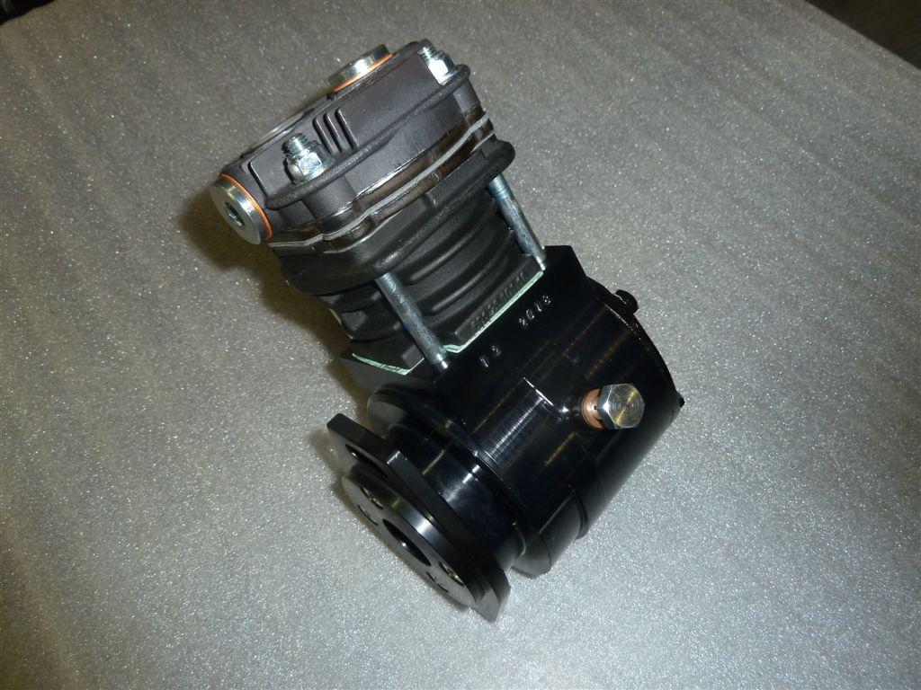 Compressore da 110cc con trascinamento ad ingranaggi