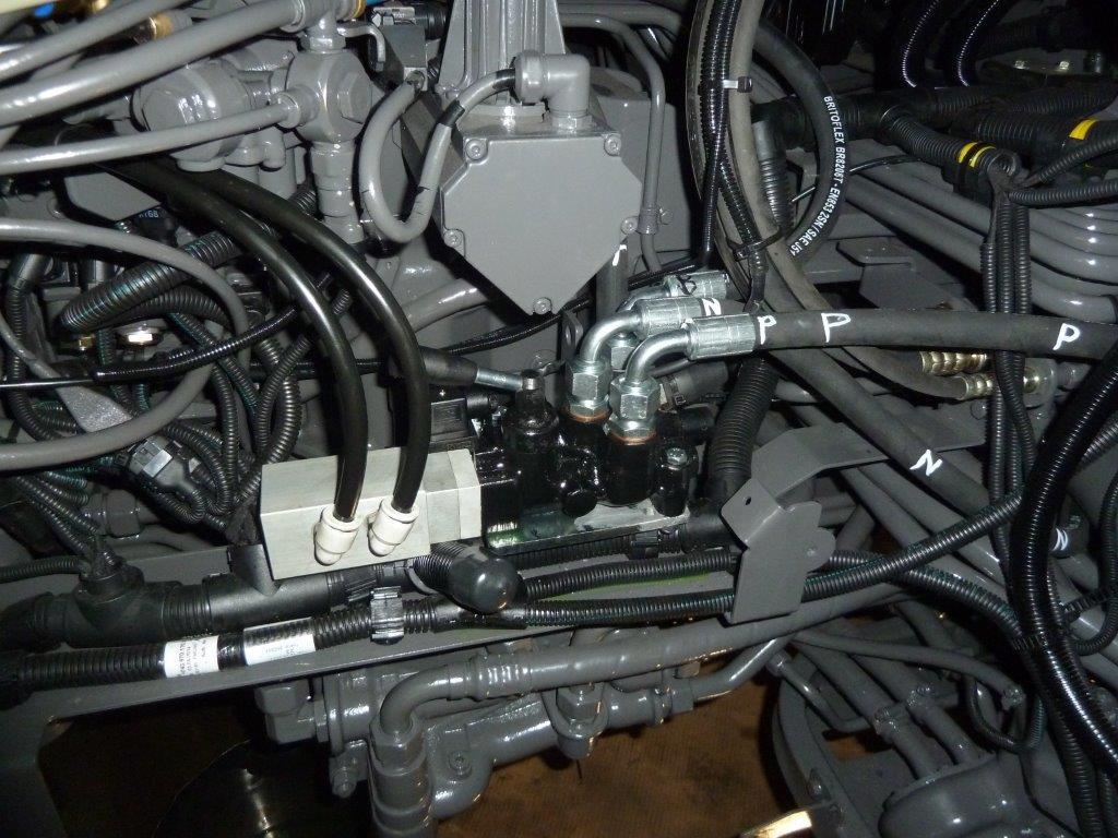 Impianto di frenatura idraulico monocondotta MA FHY