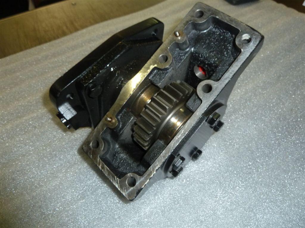 Presa di Potenza per Compressori MAC 100/I e MAC 110/I