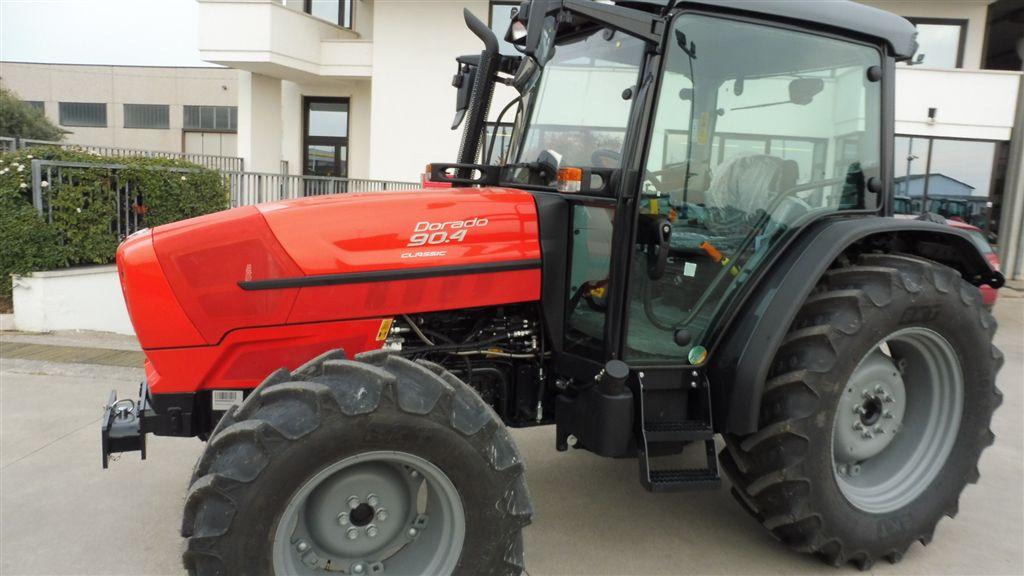Impianto di frenatura pneumatico per trattore SAME DORADO 100.4 CLASSIC Mother Regulation
