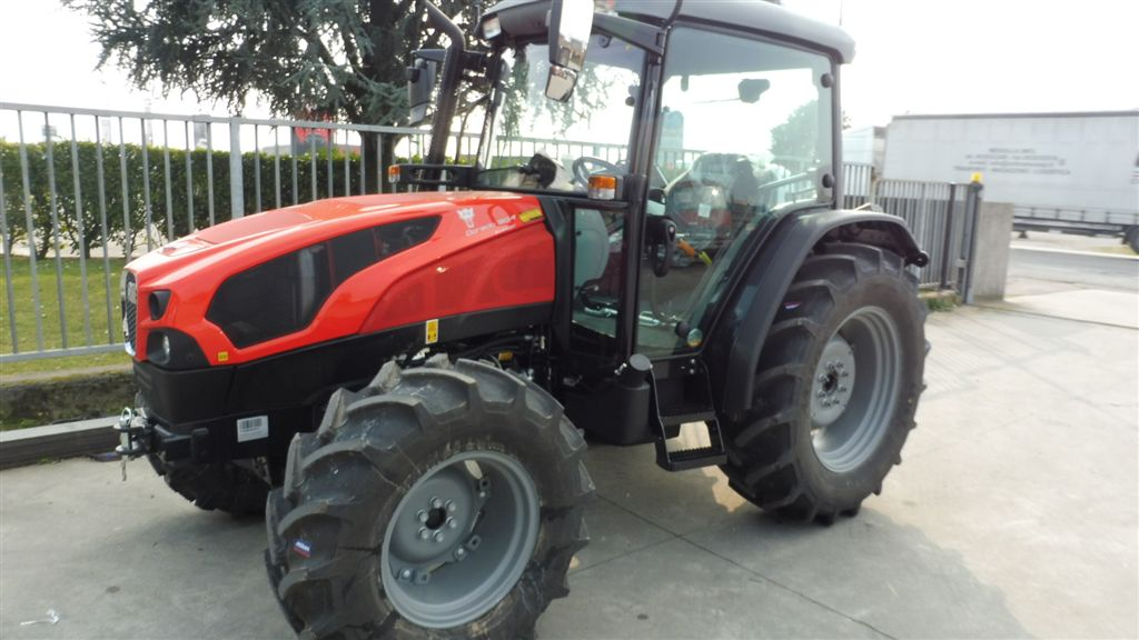 Impianto di frenatura pneumatico per trattore SAME DORADO 90.4 CLASSIC Mother Regulation